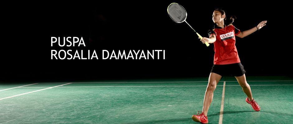 Puspa Rosalia Damayanti