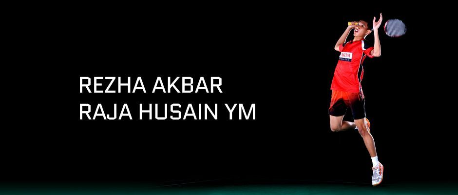 Rezha Akbar Raja Husain YM