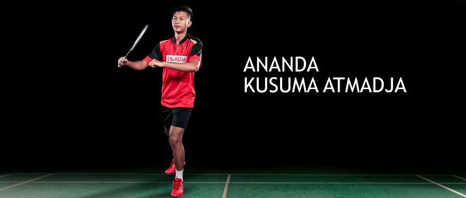 Ananda Kusuma Atmadja Pohan