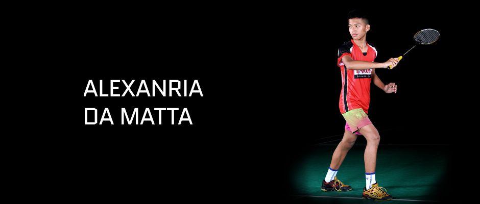 Alexandria Da Matta