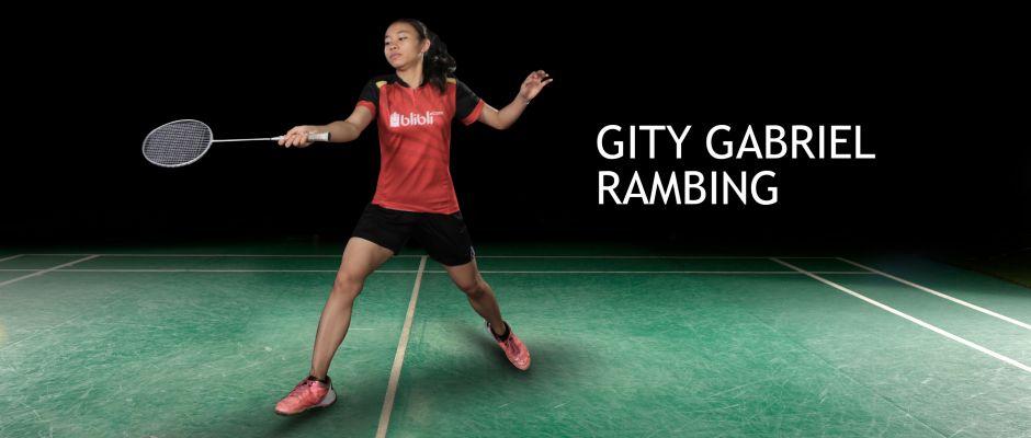 Gity Gabriel Rambing