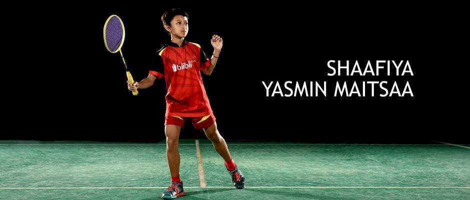 Shaafiya Yasmin Maitsaa