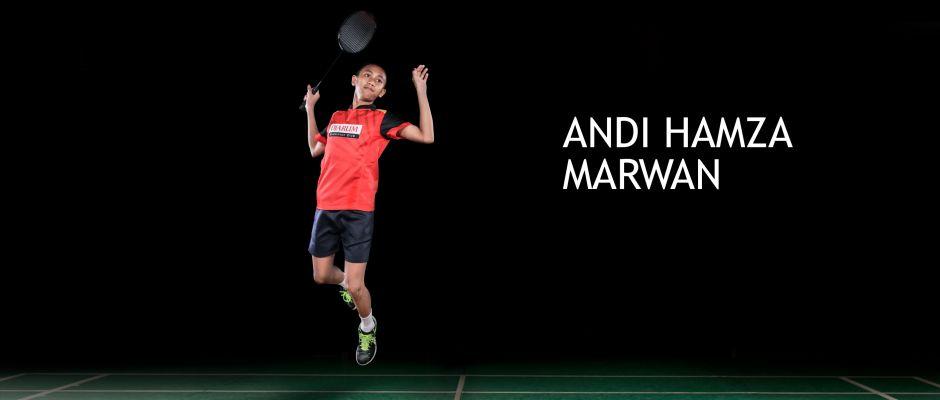 Andi Hamzah Marwan