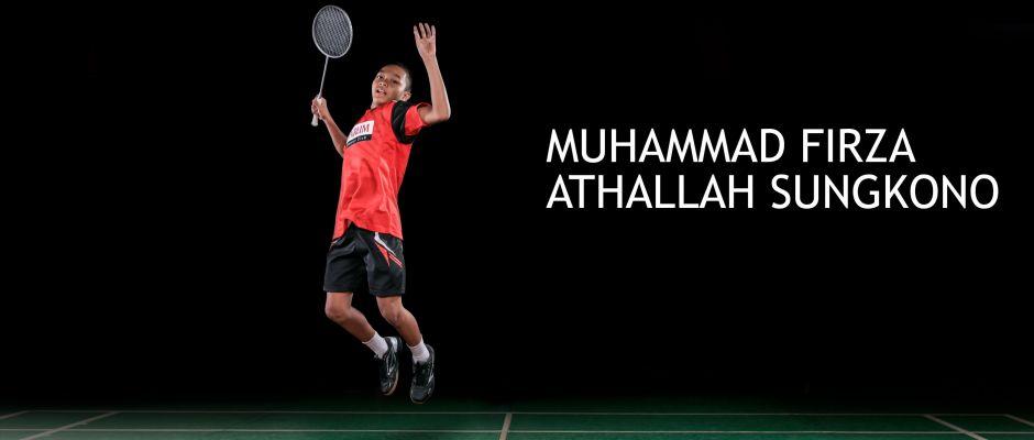 Muhammad Firza Athallah Sungkono