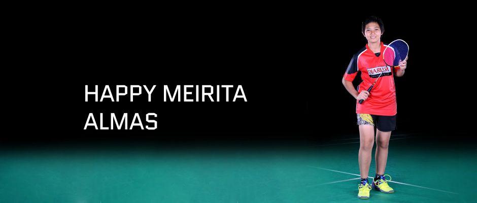 Happy Meirita Almas
